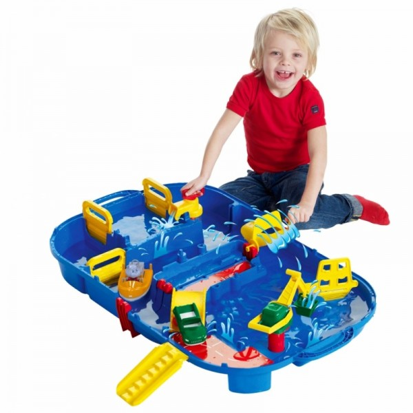 AQUAPLAY 1516 Aquabox mit Schleuse