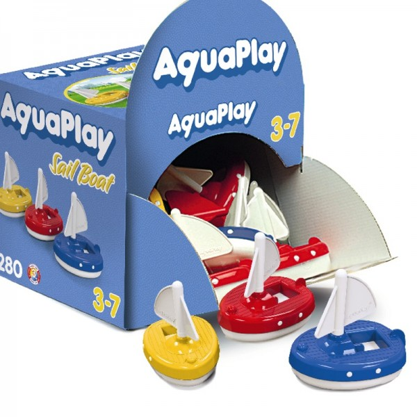 AQUAPLAY 282 Segelboot